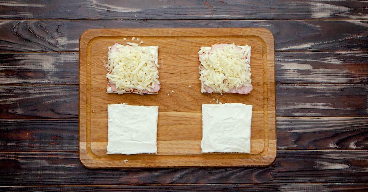 формирование сэндвичей