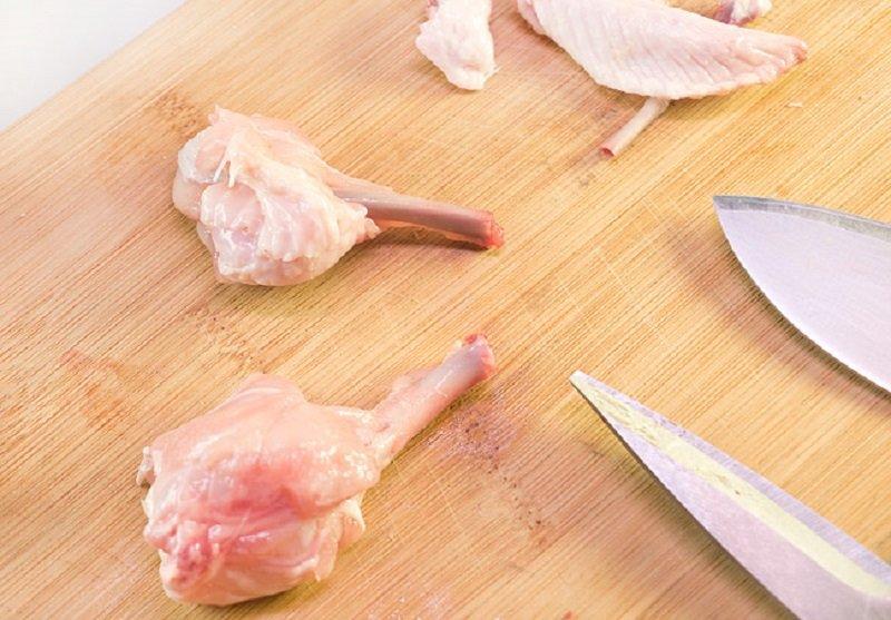 как приготовить куриное крыло