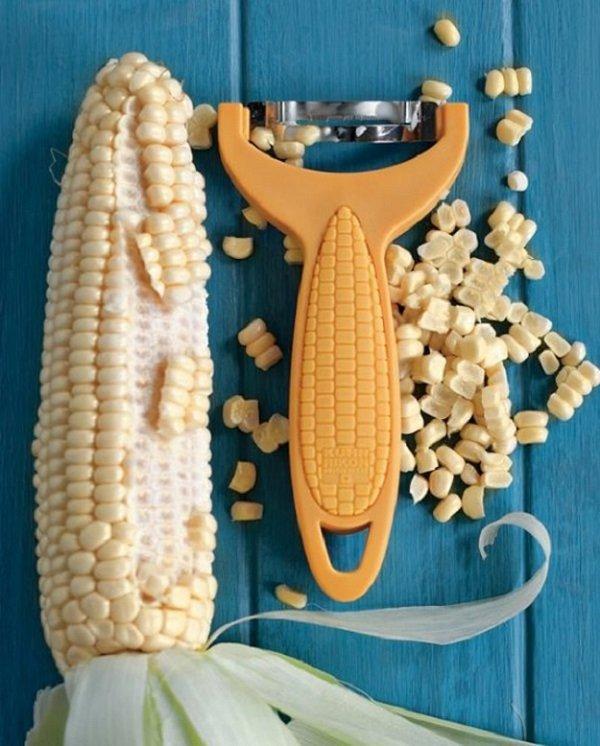 кукурузные зерна