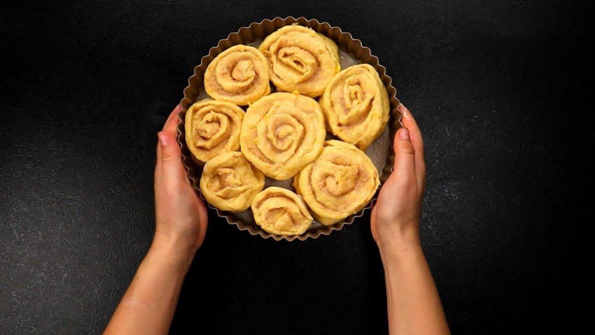 кукурузные булочки в форме для выпекания
