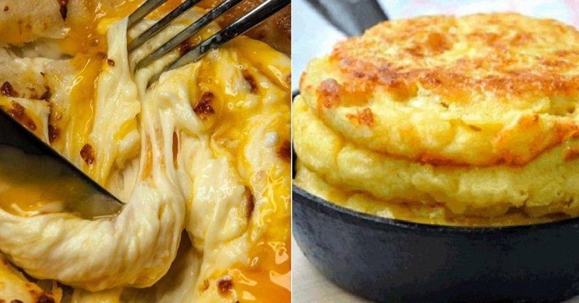Картинки по запросу Очень вкусные кукурузные лепешки с сыром вместо хлеба
