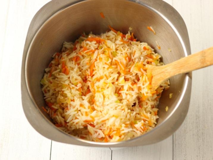 Курица, фаршированная рисом