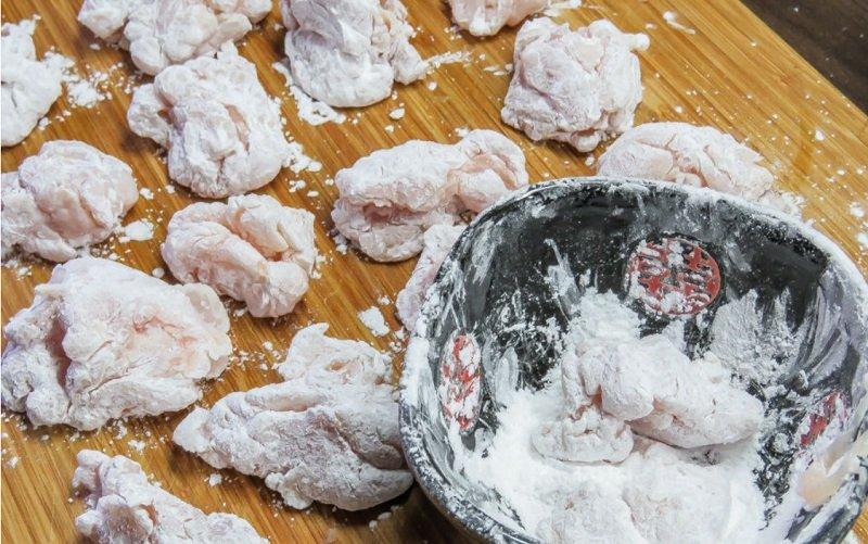рецепт курицы с пореем