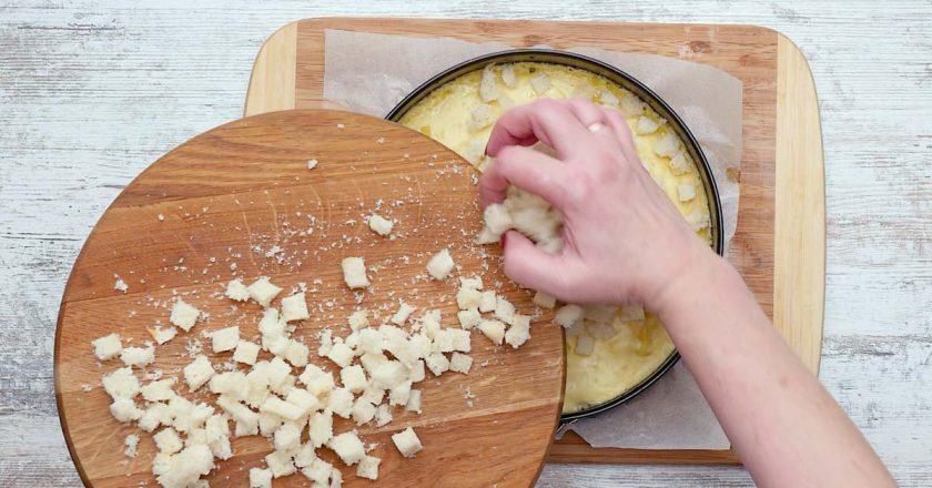 Курка в картопляному соусі - готуємо з покроковими фото