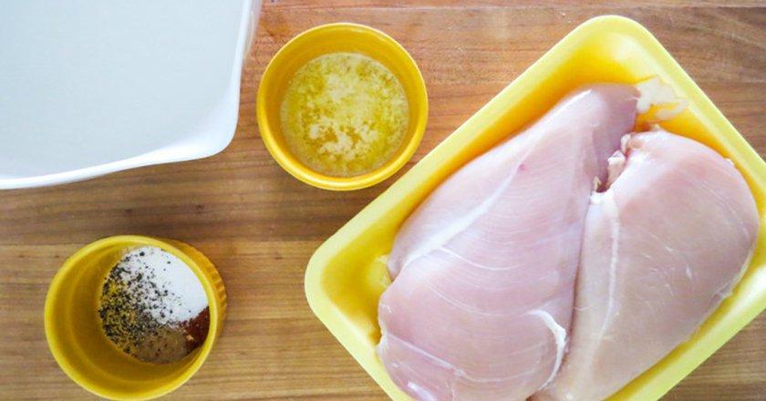 Куриное филе по Блюменталю
