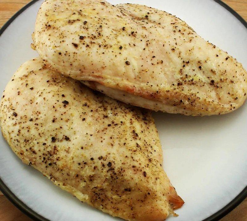 куриное филе приготовление