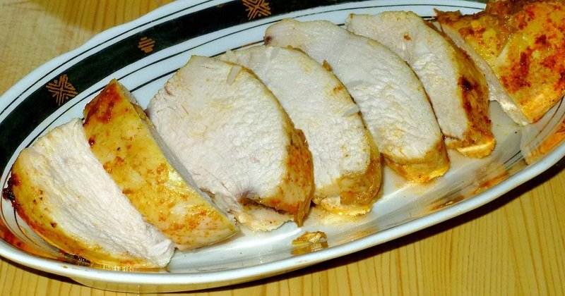 куриное филе рецепт