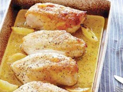 Куриные грудки в духовке