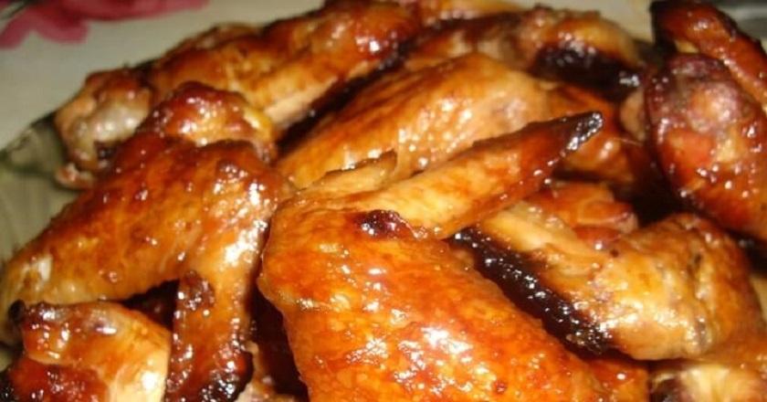 Курячі крильця в духовці - готуємо з покроковими фото