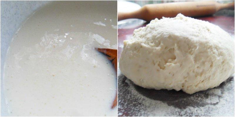 лепешки на кефире рецепт