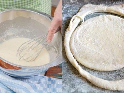 Лепешки на сковороде