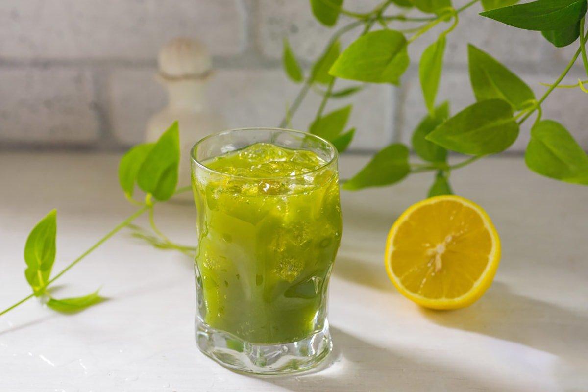 готовый лимонад с тархуном