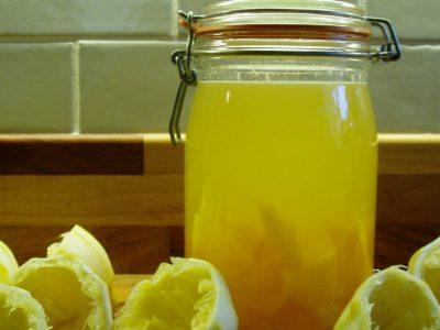 Лимончелло в домашних условиях