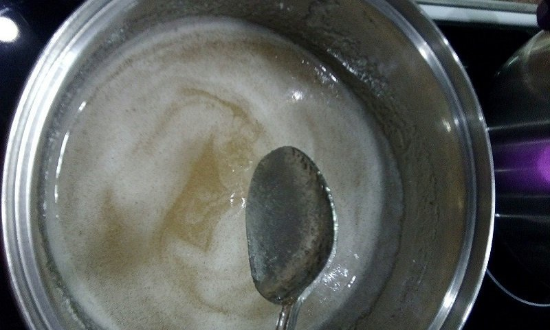 мандариновый зефир