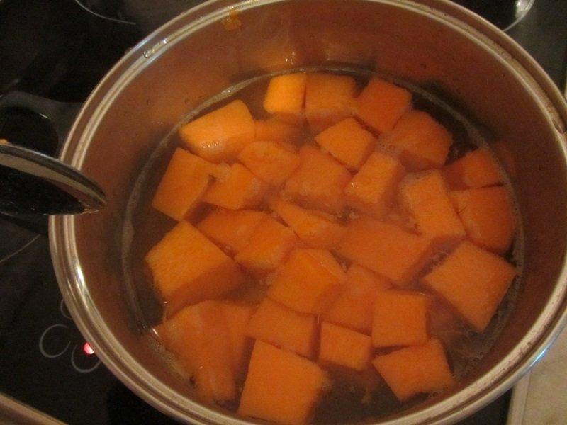 маринованная тыква как готовить