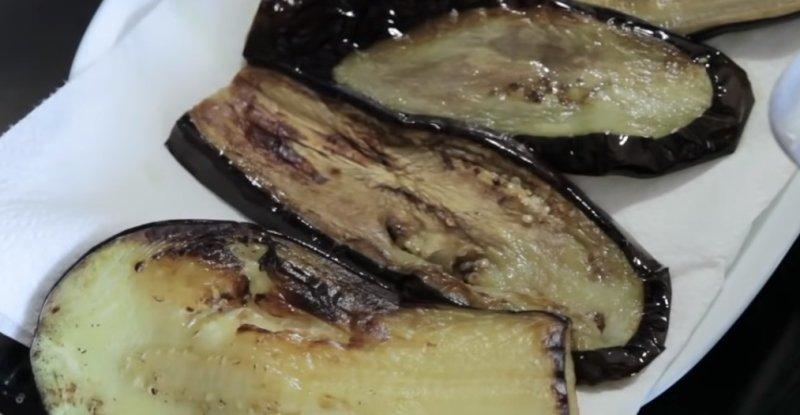 мусака по гречески с баклажанами