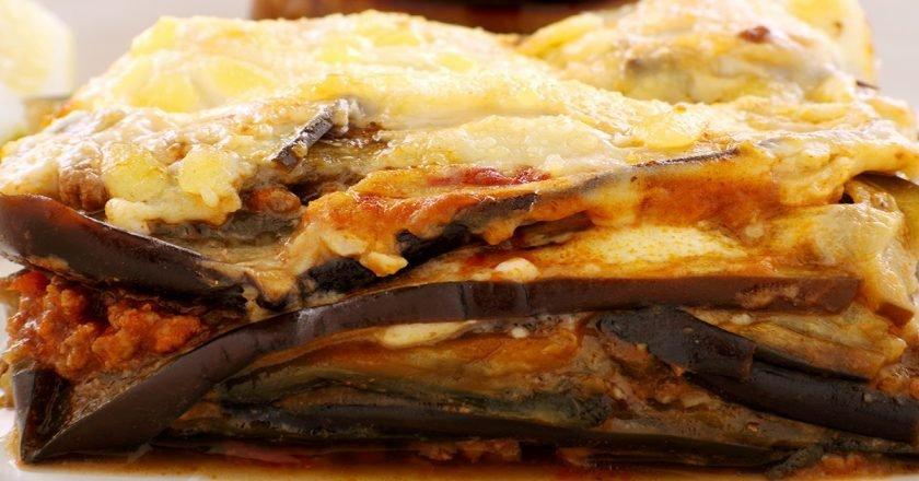Пошаговый фото рецепт мусаки по-гречески