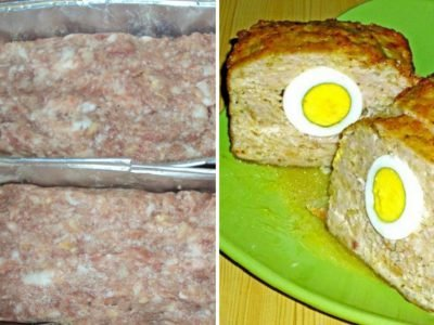 Мясной хлебец «Заяц»