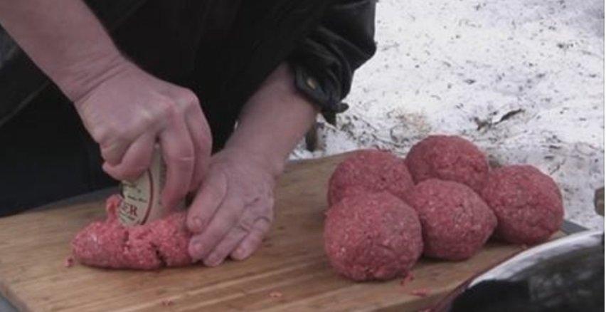 шарики из фарша рецепт