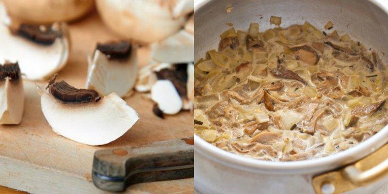 телятина с картофелем в горшочках