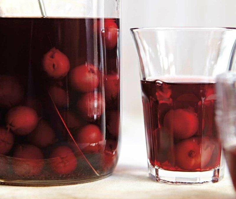ликер из вишни домашнего приготовления