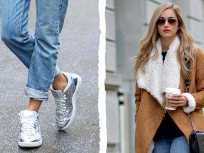 Какую обувь под джинсы носить нельзя