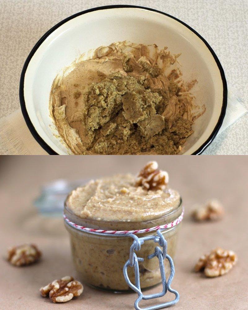 ореховая паста в домашних условиях