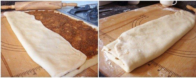 ореховые булочки, как приготовить