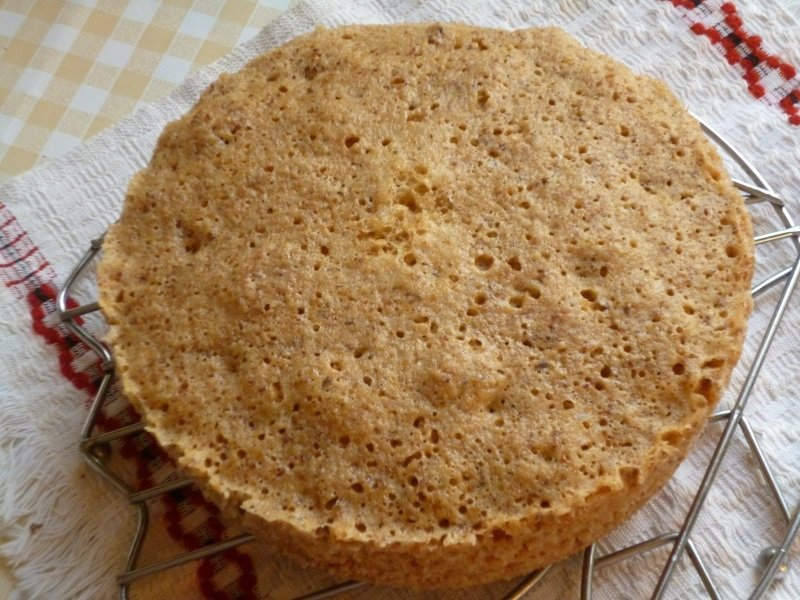 рецепт торта без муки