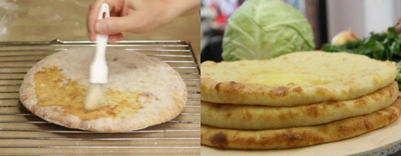 как готовить осетинские пироги