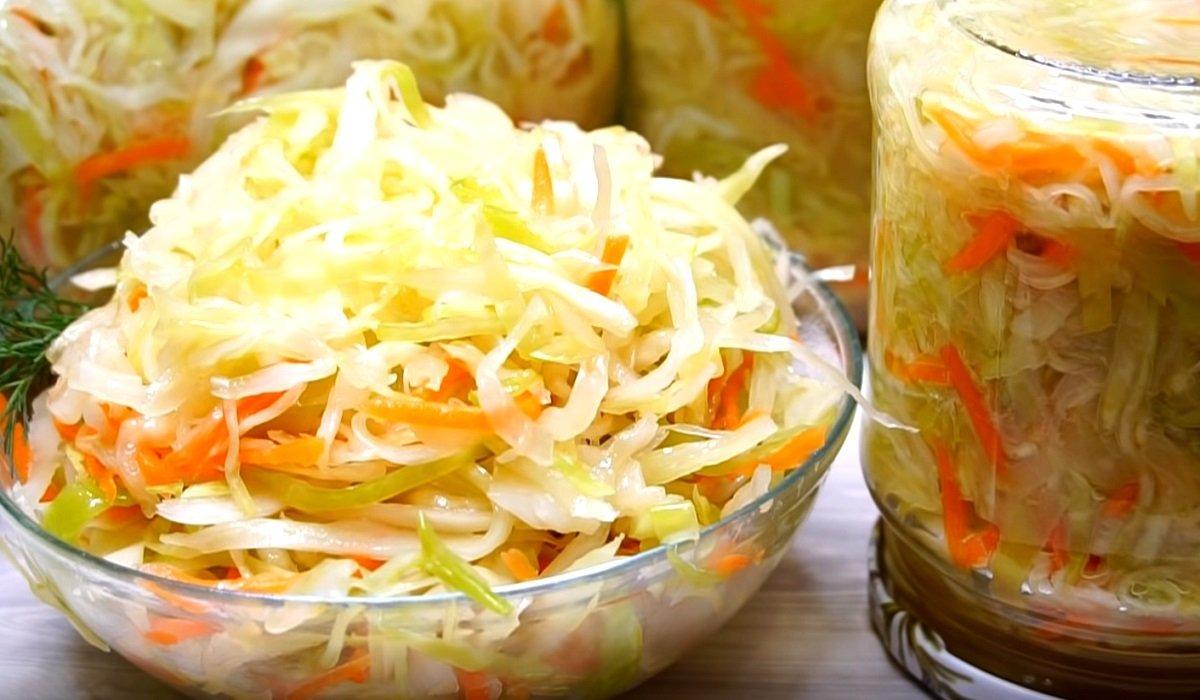как приготовить капусту