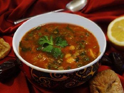Острый суп с луком