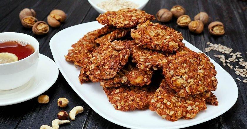 Печенье овсяное домашнее рецепт видео