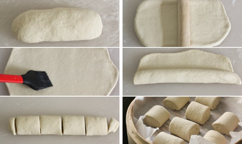 как приготовить булочки
