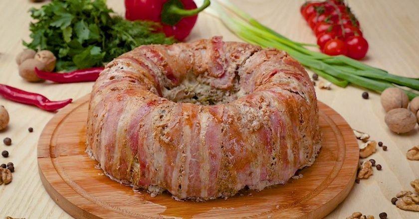 Пасхальный мясной хлебец