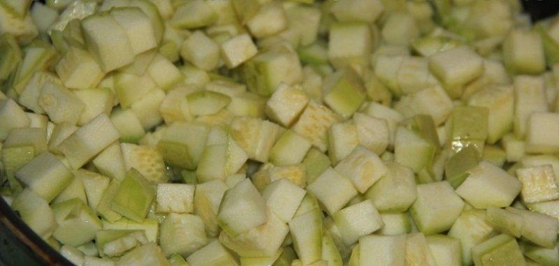 паштет из кабачков рецепт