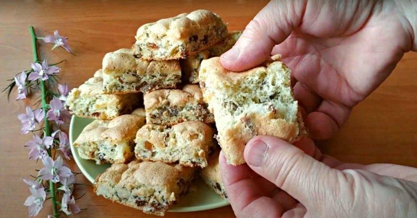 М'яке печиво без масла «Мазурка» подивитися рецепт