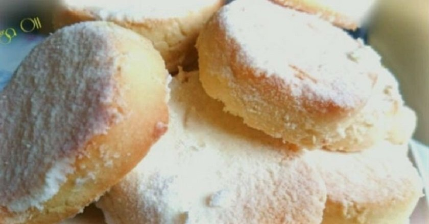 печенье с разрыхлителем рецепт
