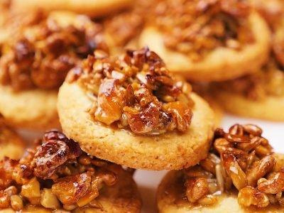 Печенье «Грильяж»