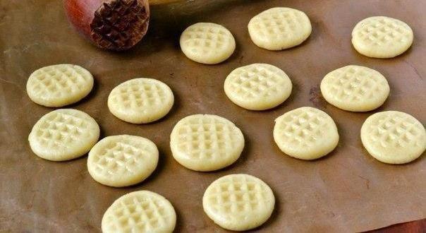 рецепт печенья на сковороде