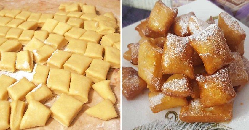 Печенье с лимоном