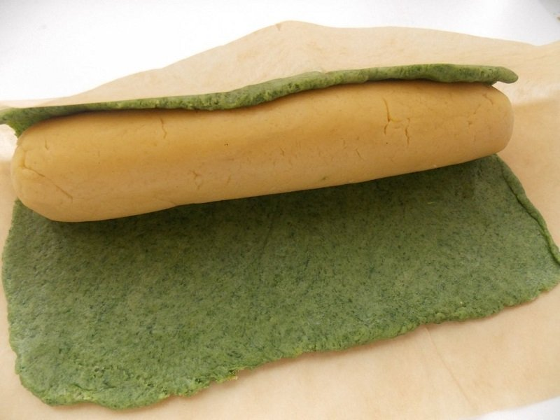 как испечь песочное печенье