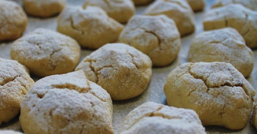 Песочное печенье «Курабье»: десерт родом из Турции