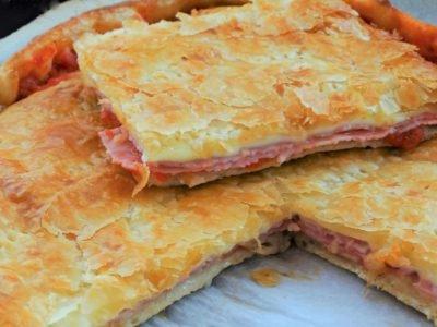 Пицца «Париджина»