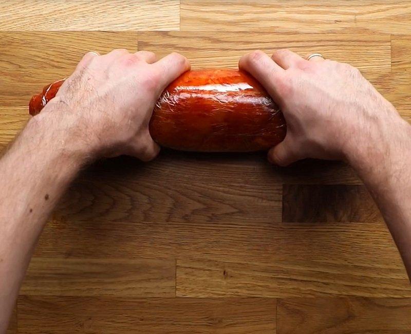 мясной рулет
