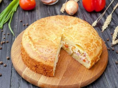 Пирог за 5 минут