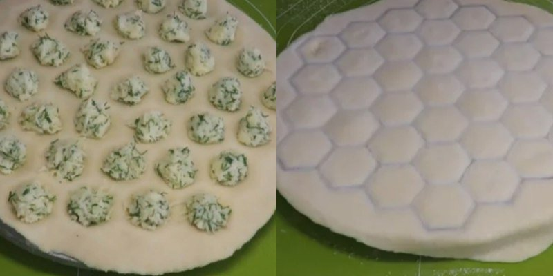 пирожки без лепки