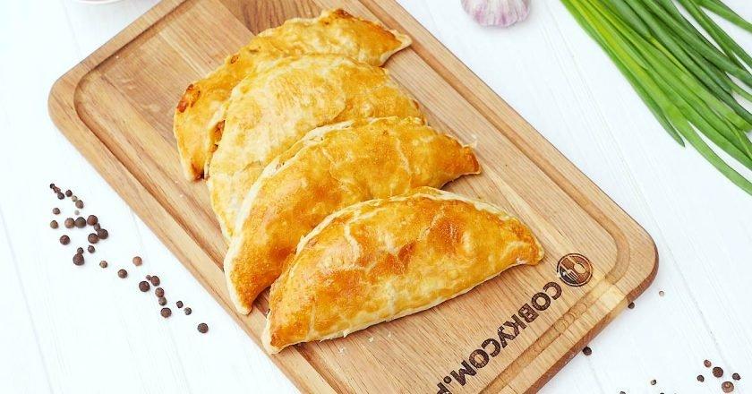 Пирожки «Эмпанадас»
