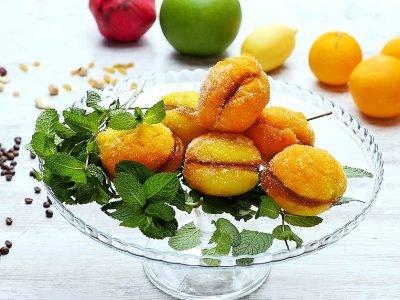 Пирожное «Персики»