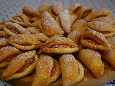 «Поцелуйчики» с абрикосами
